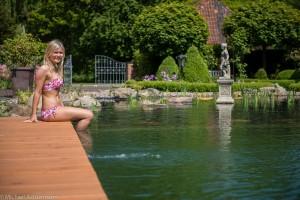 Nordfol-OLG Schwimmteich
