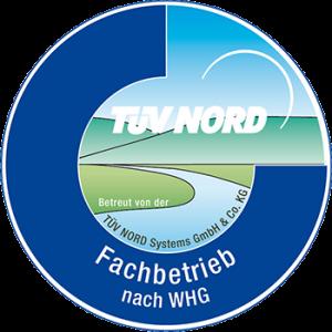 TÜV Nord Fachbetrieb nach WHG