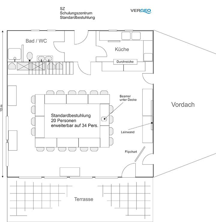 VERGEO Schulungszentrum